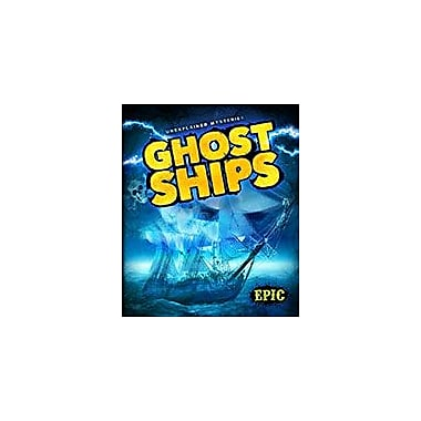 Bellwether Media Inc. Ghost Ships Workbook By Lisa Owings, Grade 3 - Grade 7 [eBook]