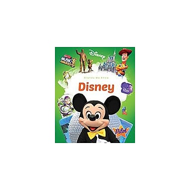 Bellwether Media Inc. Disney Workbook By Sara Green, Grade 3 - Grade 8 [eBook]