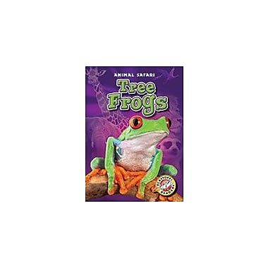 Bellwether Media Inc. Tree Frogs Workbook By Chris Bowman, Kindergarten - Grade 3 [eBook]