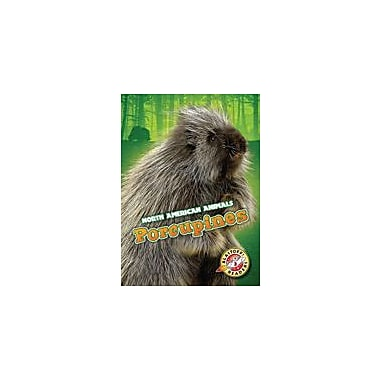 Bellwether Media Inc. Porcupines Workbook By Christina Leaf, Kindergarten - Grade 3 [eBook]