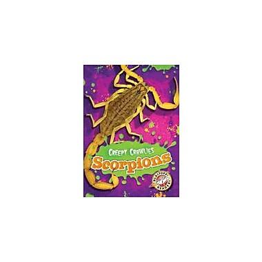 Bellwether Media Inc. Scorpions Workbook By Kari Schuetz, Kindergarten - Grade 3 [eBook]