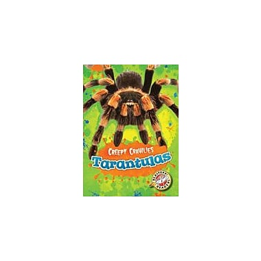 Bellwether Media Inc. Tarantulas Workbook By Kari Schuetz, Kindergarten - Grade 3 [eBook]
