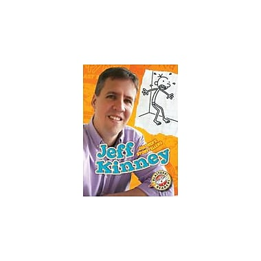 Bellwether Media Inc. Jeff Kinney Workbook By Christina Leaf, Kindergarten - Grade 3 [eBook]