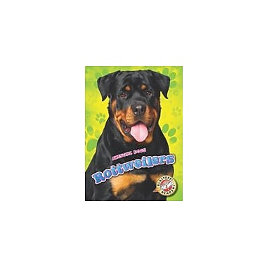 Bellwether Media Inc. Rottweilers Workbook By Mari Schuh, Kindergarten - Grade 3 [eBook]