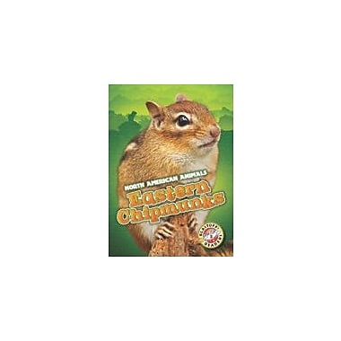 Bellwether Media Inc. Eastern Chipmunks Workbook By Chris Bowman, Kindergarten - Grade 3 [eBook]
