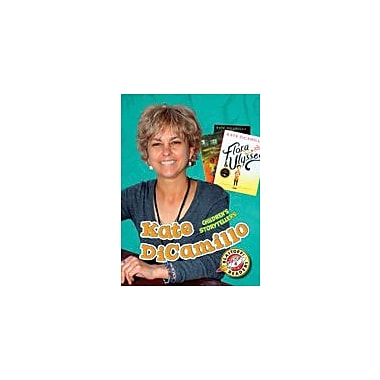 Bellwether Media Inc. Kate Dicamillo Workbook By Christina Leaf, Grade 2 - Grade 5 [eBook]