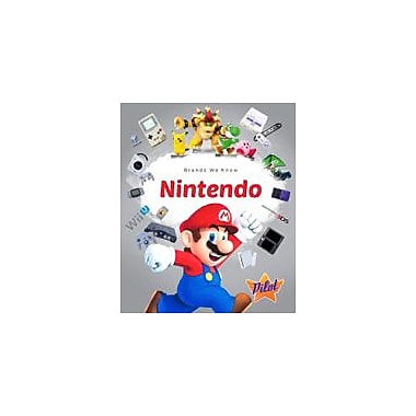 Bellwether Media Inc. Nintendo Workbook By Sara Green, Grade 3 - Grade 8 [eBook]