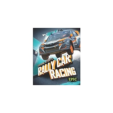 Bellwether Media Inc. Rally Car Racing Workbook By Chris Bowman, Grade 3 - Grade 7 [eBook]
