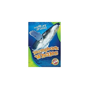 Bellwether Media Inc. Humpback Whales Workbook By Christina Leaf, Kindergarten - Grade 3 [eBook]