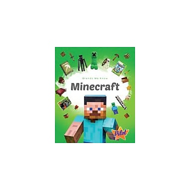 Bellwether Media Inc. Minecraft Workbook By Sara Green, Grade 3 - Grade 8 [eBook]