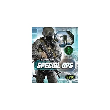 Bellwether Media Inc. Special Ops Workbook By Nel Yomtov, Grade 3 - Grade 7 [eBook]