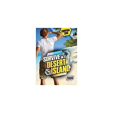 Bellwether Media Inc. Survive On A Desert Island Workbook By Patrick Perish, Grade 3 - Grade 7 [eBook]
