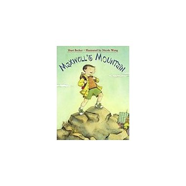 Charlesbridge Publishing Maxwell's Mountain Workbook By Becker, Shari, Kindergarten - Grade 2 [eBook]