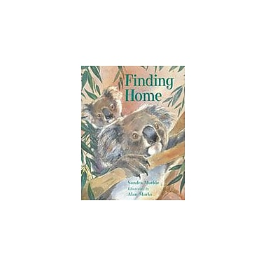 Charlesbridge Publishing Finding Home Workbook By Markle, Sandra, Preschool - Grade 2 [eBook]