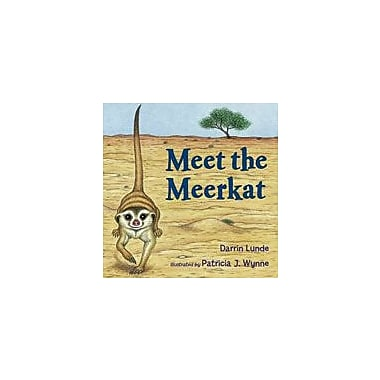 Charlesbridge Publishing Meet The Meerkat Workbook By Lunde, Darrin, Preschool - Grade 1 [eBook]