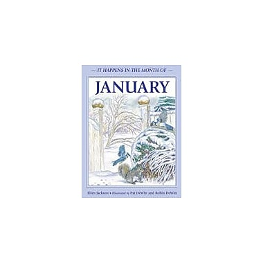 Charlesbridge Publishing It Happens In The Month Of January Workbook By Jackson, Ellen, Grade 2 - Grade 5 [eBook]