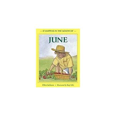 Charlesbridge Publishing It Happens In The Month Of June Workbook By Jackson, Ellen, Grade 2 - Grade 5 [eBook]