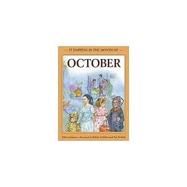 Charlesbridge Publishing It Happens In The Month Of October Workbook By Jackson, Ellen, Grade 2 - Grade 5 [eBook]