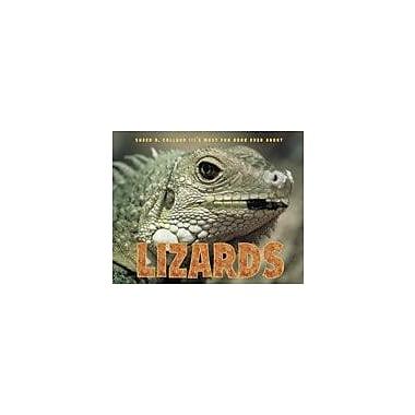 Charlesbridge Publishing Sneed B. Collard III's Most Fun Book Ever About Lizards Workbook, Grade 9 - Grade 12 [eBook]