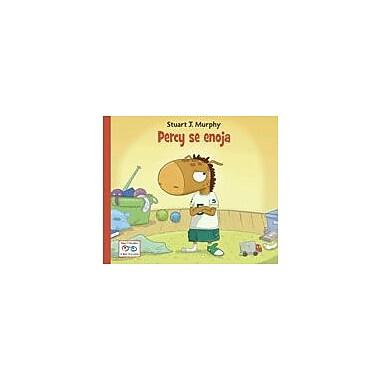 Charlesbridge Publishing Percy Se Enoja/Percy Gets Upset (Spanish Language Edition) Workbook, Grade 2 - Grade 5 [eBook]