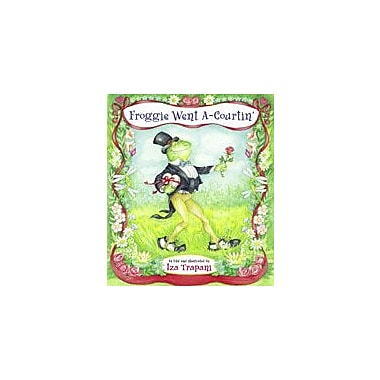Charlesbridge Publishing Froggie Went A Courtin' Workbook By Trapani, Iza, Preschool - Grade 1 [eBook]