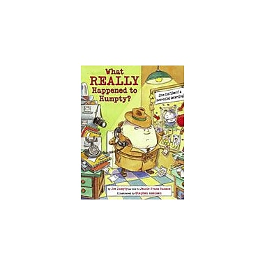 Charlesbridge Publishing What Really Happened To Humpty? Workbook By Ransom, Jeanie Franz, Grade 5 - Grade 8 [eBook]