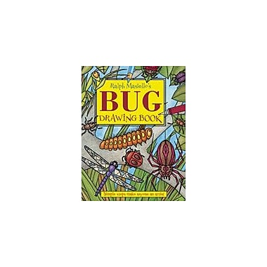 Charlesbridge Publishing Ralph Masiello's Bug Drawing Book Workbook By Masiello, Ralph, Grade 1 - Grade 4 [eBook]