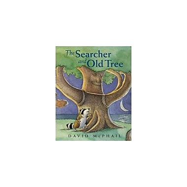 Charlesbridge Publishing The Searcher And Old Tree Workbook By Mcphail, David, Preschool - Grade 2 [eBook]