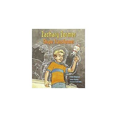 Charlesbridge Publishing Zachary Zormer Shape Transformer Workbook By Reisberg, Joanne Anderson, Kindergarten - Grade 5 [eBook]