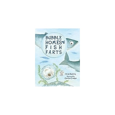 Charlesbridge Publishing Bubble Homes And Fish Farts Workbook By Bayrock, Fiona, Grade 2 - Grade 5 [eBook]