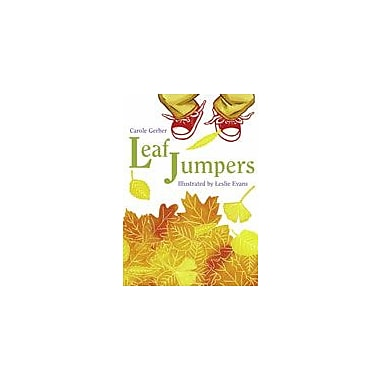 Charlesbridge Publishing Leaf Jumpers Workbook By Gerard, Greg, Preschool - Grade 2 [eBook]