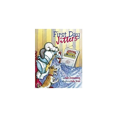 Charlesbridge Publishing First Day Jitters Workbook By Danielle Degregory, Grade 1 - Grade 4 [eBook]