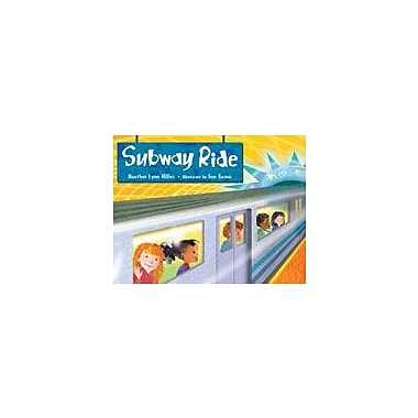 Charlesbridge Publishing Subway Ride Workbook By Miller, Heather Lynn, Kindergarten - Grade 3 [eBook]