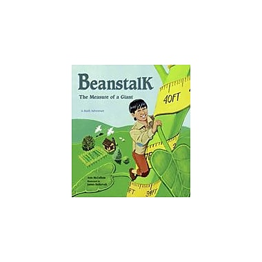 Charlesbridge Publishing Beanstalk: The Measure Of A Giant Workbook By Mccallum, Ann, Grade 2 - Grade 5 [eBook]