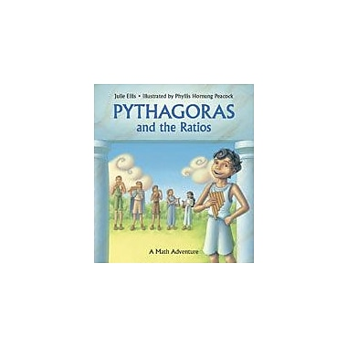 Charlesbridge Publishing Pythagoras And The Ratios: A Math Adventure Workbook By Ellis, Julie, Grade 4 - Grade 6 [eBook]