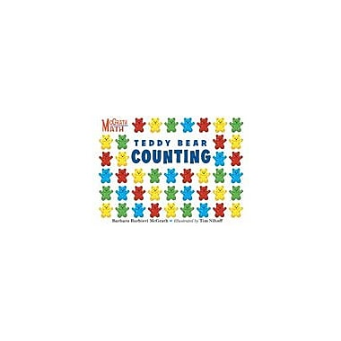 Charlesbridge Publishing Teddy Bear Counting Workbook By Mcgrath, Barbara Barbieri, Kindergarten - Grade 3 [eBook]