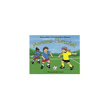 Charlesbridge Publishing Soccer Counts! Workbook By Mcgrath, Barbara Barbieri; Shaw, Brian, Preschool - Grade 2 [eBook]