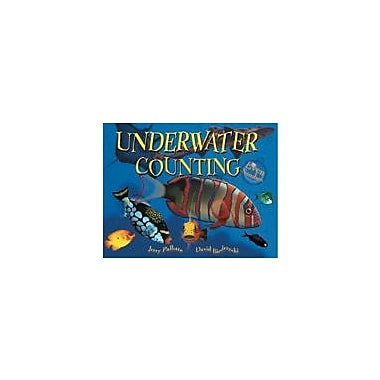 Charlesbridge Publishing Underwater Counting: Even Numbers Workbook, Preschool - Grade 3 [eBook]