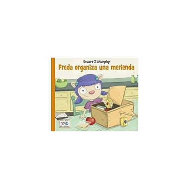 Charlesbridge Publishing Freda Organiza Una Merienda Workbook By Murphy, Stuart J., Preschool [eBook]