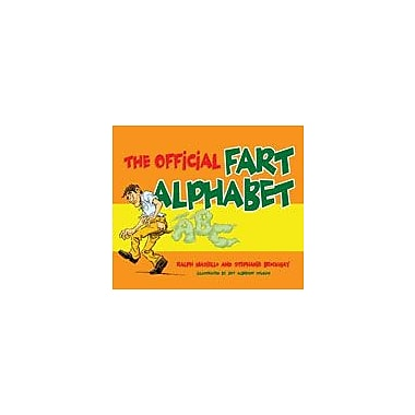 Charlesbridge Publishing The Official Fart Alphabet Workbook By Masiello, Ralph [eBook]