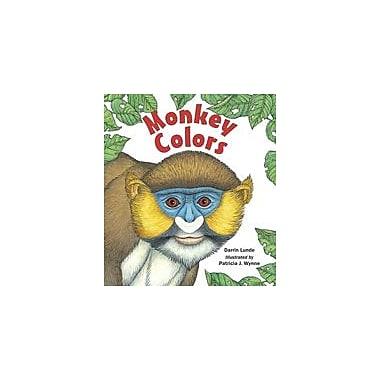 Charlesbridge Publishing Monkey Colors Workbook By Lunde, Darrin, Preschool - Grade 1 [eBook]
