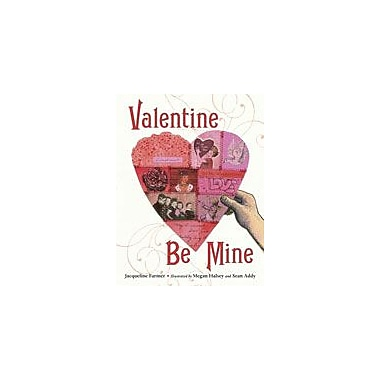 Charlesbridge Publishing Valentine Be Mine Workbook By Farmer, Jacqueline, Kindergarten - Grade 2 [eBook]