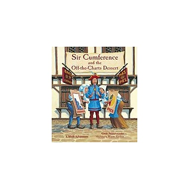 Charlesbridge Publishing Sir Cumference And The Off-The-Charts Dessert Workbook, Grade 3 - Grade 6 [eBook]