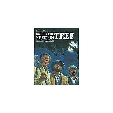 Charlesbridge Publishing Under The Freedom Tree Workbook By Vanhecke, Susan, Grade 6 - Grade 9 [eBook]