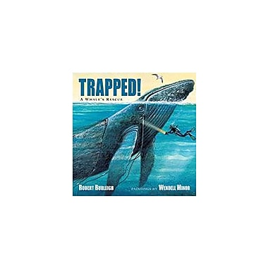 Charlesbridge Publishing Trapped! A Whale's Rescue Workbook By Robert Burleigh, Kindergarten - Grade 1 [eBook]