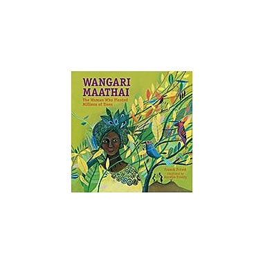 Charlesbridge Publishing Wangari Maathai Workbook By Franck Prevot, Grade 1 - Grade 4 [eBook]