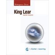 Center For Learning King Lear Lesson Plans Workbook, Grade 9 - Grade 12 [eBook]