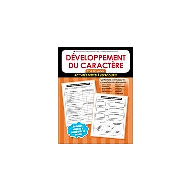 Chalkboard Publishing Development Du Caractere 4-6 Workbook, Grade 4 - Grade 6 [eBook]