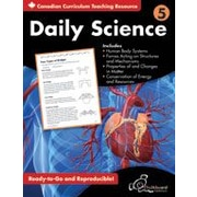 Chalkboard Publishing Daily Science: Grade 5 (Canadian Version) Workbook, Grade 5 [eBook]