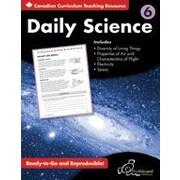 Chalkboard Publishing - Daily Science : Cahier d'exercices (version canadienne), 6e année [livre numérique]